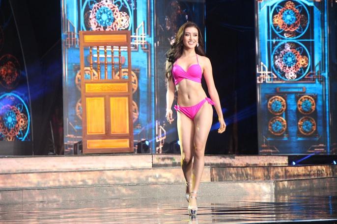 Người đẹp Peru chiến thắng Hoa hậu Hòa bình Thế giới 2017 - Ảnh 1.