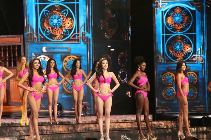 Người đẹp Peru chiến thắng Hoa hậu Hòa bình Thế giới 2017 - Ảnh 6.