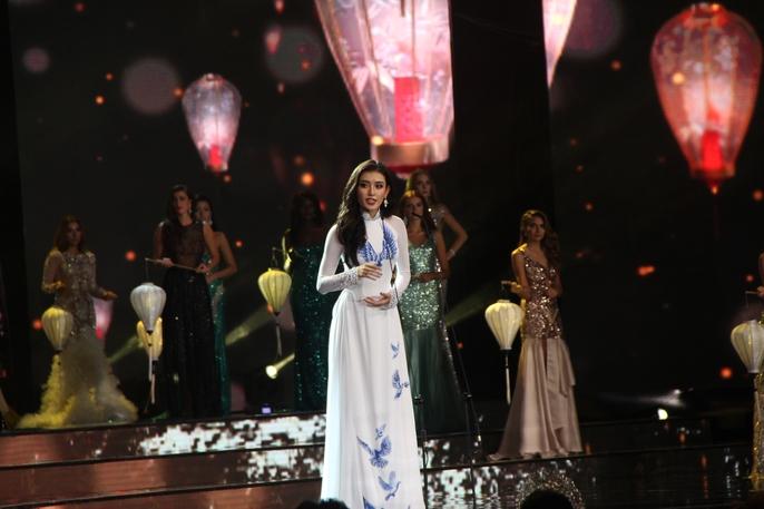 Người đẹp Peru chiến thắng Hoa hậu Hòa bình Thế giới 2017 - Ảnh 5.