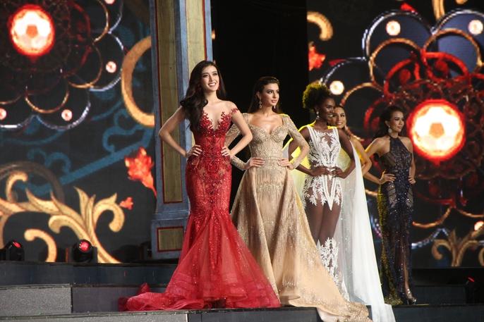 Người đẹp Peru chiến thắng Hoa hậu Hòa bình Thế giới 2017 - Ảnh 4.