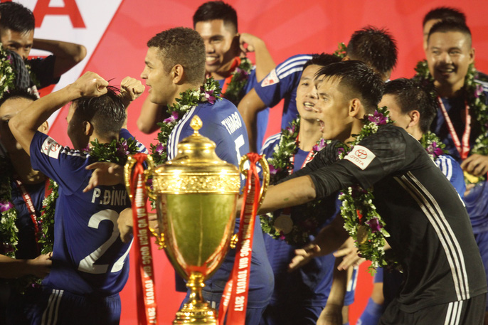 Quảng Nam mở hội trong ngày lên ngôi vương V-League - Ảnh 5.