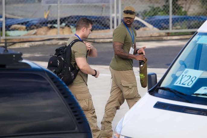 Công việc thầm lặng của đội chống bắn tỉa, mật vụ Mỹ - Ảnh 16.