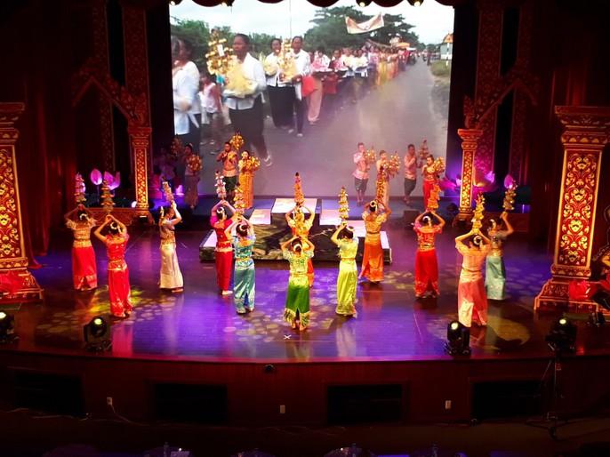 Cùng ngắm những nét đẹp đặc sắc của văn hóa Khmer Nam bộ - Ảnh 4.