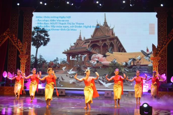 Cùng ngắm những nét đẹp đặc sắc của văn hóa Khmer Nam bộ - Ảnh 6.
