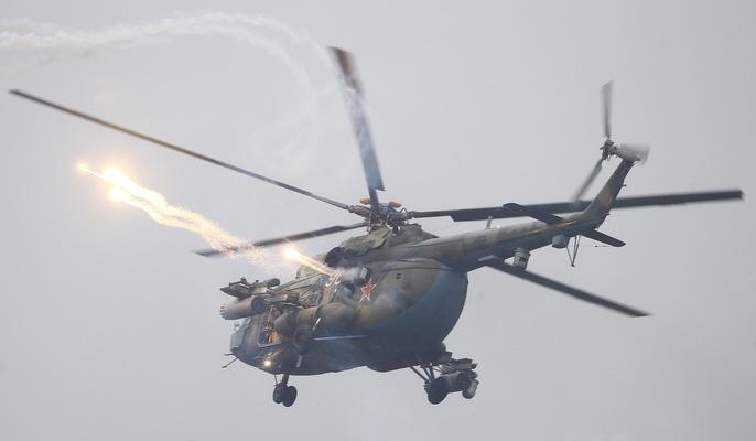"""Tổng thống Putin đích thân thị sát tập trận """"khủng"""""""