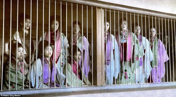 Ám ảnh những góc khuất của các kỹ nữ Nhật Bản xưa - Ảnh 2.