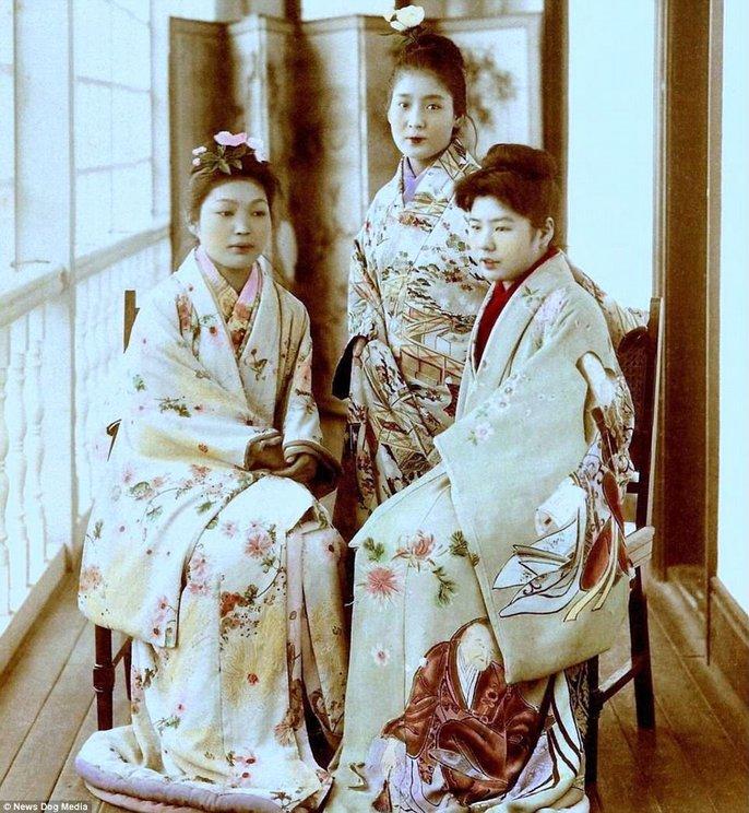 Ám ảnh những góc khuất của các kỹ nữ Nhật Bản xưa - Ảnh 5.