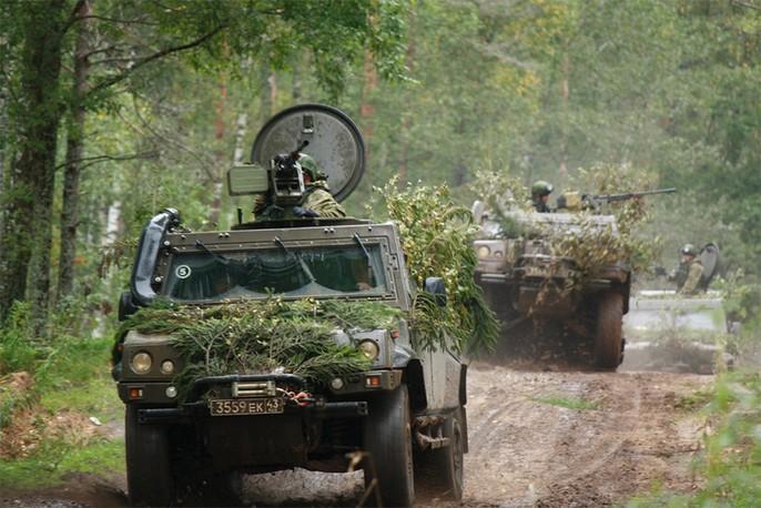 Cận cảnh cuộc tập trận khủng của Nga - Belarus - Ảnh 2.