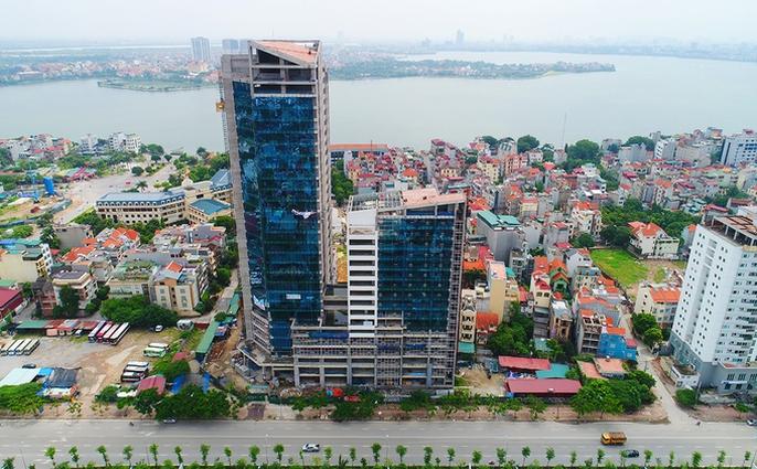 Những đất vàng công sở Hà Nội sắp được đấu giá - Ảnh 1.