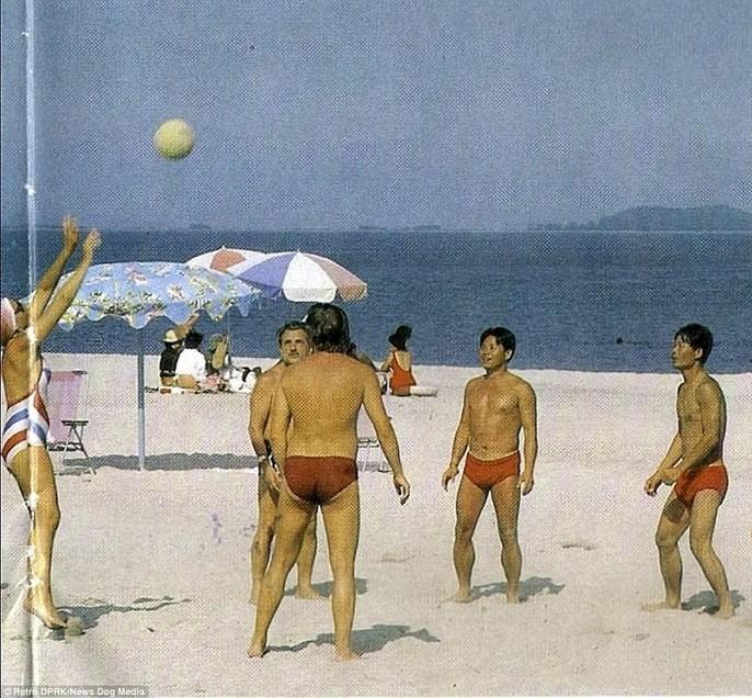 Hình ảnh hiếm hoi về Triều Tiên những năm 1970-1980 - Ảnh 2.