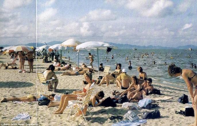 Hình ảnh hiếm hoi về Triều Tiên những năm 1970-1980 - Ảnh 4.
