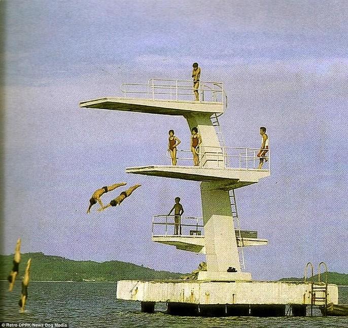 Hình ảnh hiếm hoi về Triều Tiên những năm 1970-1980 - Ảnh 5.
