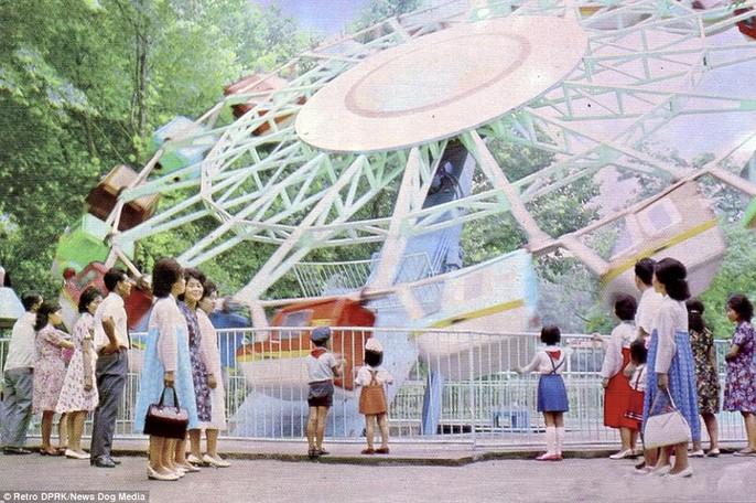Hình ảnh hiếm hoi về Triều Tiên những năm 1970-1980 - Ảnh 9.