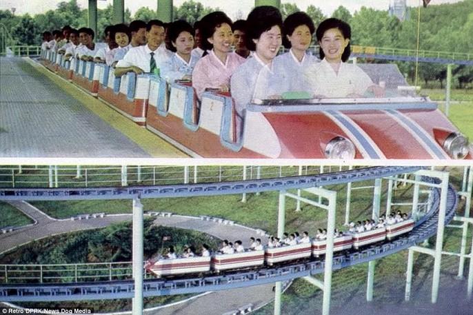 Hình ảnh hiếm hoi về Triều Tiên những năm 1970-1980 - Ảnh 12.