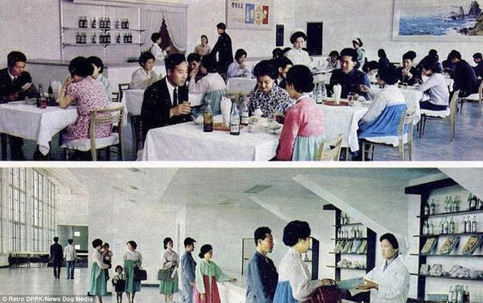 Hình ảnh hiếm hoi về Triều Tiên những năm 1970-1980 - Ảnh 13.