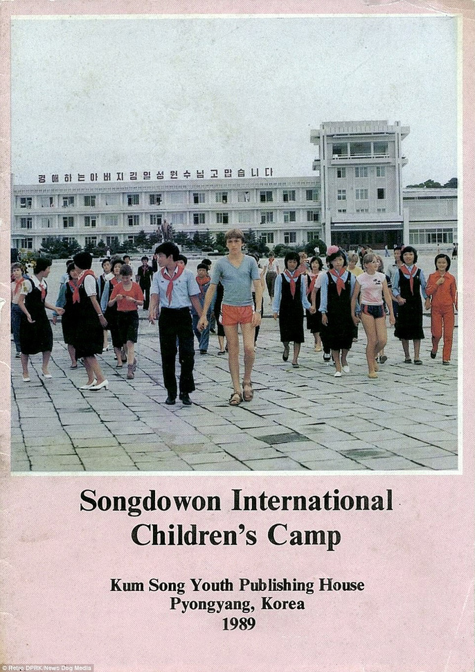 Hình ảnh hiếm hoi về Triều Tiên những năm 1970-1980 - Ảnh 15.
