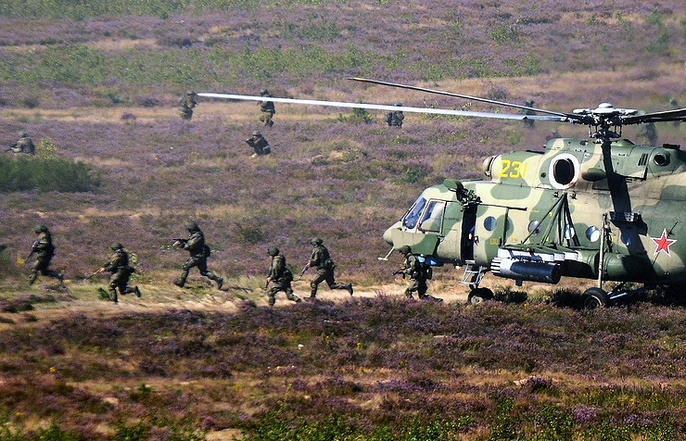 Cận cảnh cuộc tập trận khủng của Nga - Belarus - Ảnh 11.