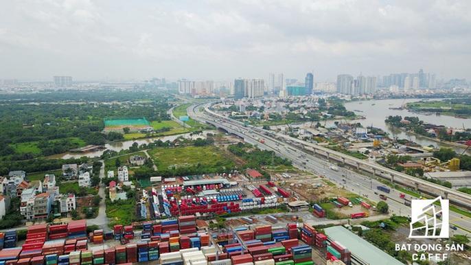 Cận cảnh siêu dự án 34.000 tỉ đồng ở TP HCM đang chờ vốn - Ảnh 13.