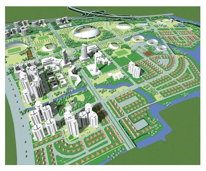 Cận cảnh siêu dự án 34.000 tỉ đồng ở TP HCM đang chờ vốn - Ảnh 14.