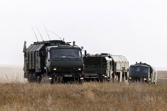 Cận cảnh cuộc tập trận khủng của Nga - Belarus - Ảnh 5.