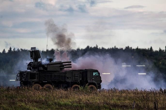 Cận cảnh cuộc tập trận khủng của Nga - Belarus - Ảnh 7.