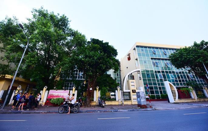 Những đất vàng công sở Hà Nội sắp được đấu giá - Ảnh 8.