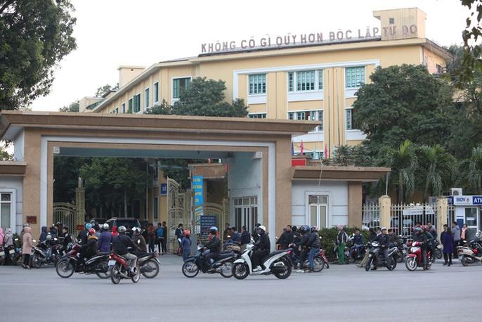 Những đất vàng công sở Hà Nội sắp được đấu giá - Ảnh 9.