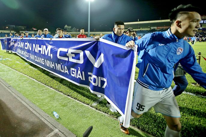 Quảng Nam mở hội trong ngày lên ngôi vương V-League - Ảnh 12.