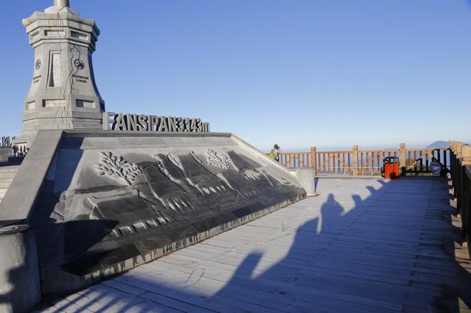 Đốn tim vẻ đẹp lung linh của băng giá trên đỉnh Fansipan - Ảnh 10.