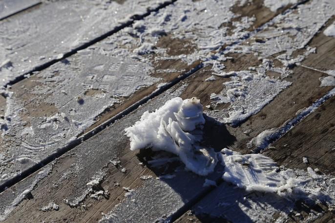 Đốn tim vẻ đẹp lung linh của băng giá trên đỉnh Fansipan - Ảnh 20.