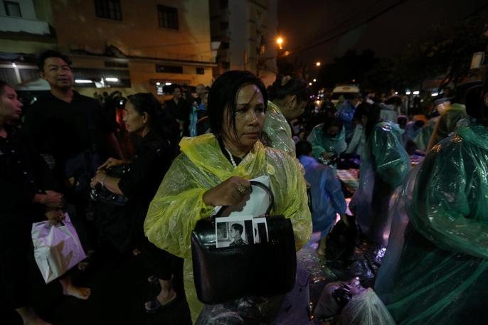 Thái Lan bắt đầu tang lễ Quốc vương Bhumibol Adulyadej - Ảnh 11.
