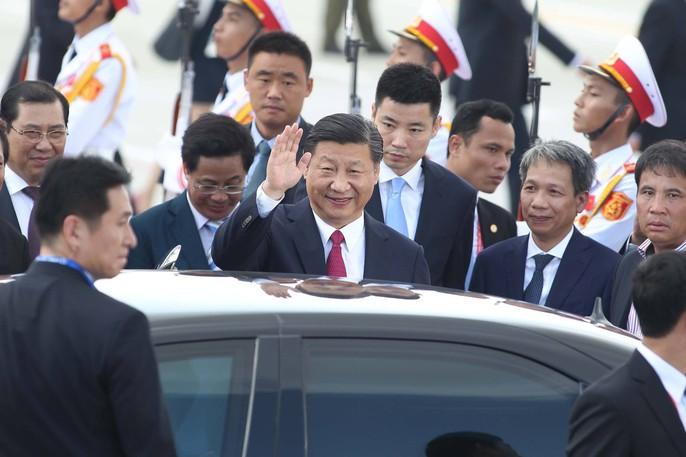 APEC 2017: Chủ tịch Trung Quốc tới Đà Nẵng - Ảnh 10.