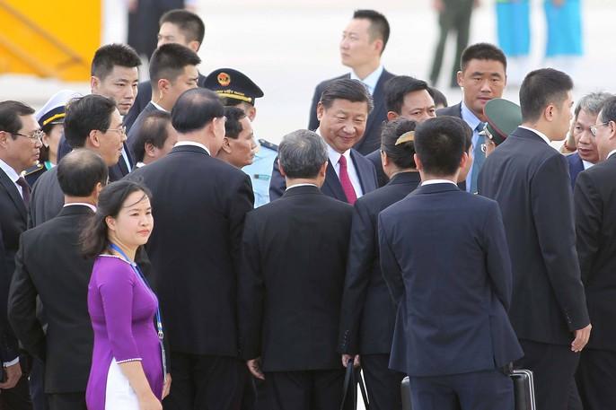APEC 2017: Chủ tịch Trung Quốc tới Đà Nẵng - Ảnh 9.