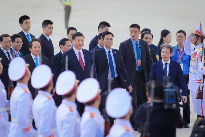 APEC 2017: Chủ tịch Trung Quốc tới Đà Nẵng - Ảnh 8.