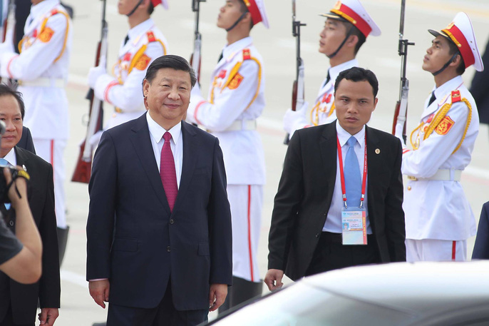 APEC 2017: Chủ tịch Trung Quốc tới Đà Nẵng - Ảnh 4.