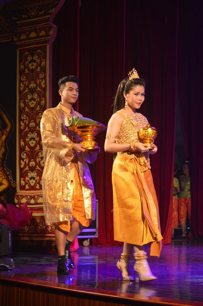 Cùng ngắm những nét đẹp đặc sắc của văn hóa Khmer Nam bộ - Ảnh 7.