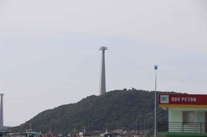 Ngắm cáp treo dài nhất thế giới sắp khai trương tại Phú Quốc - Ảnh 4.
