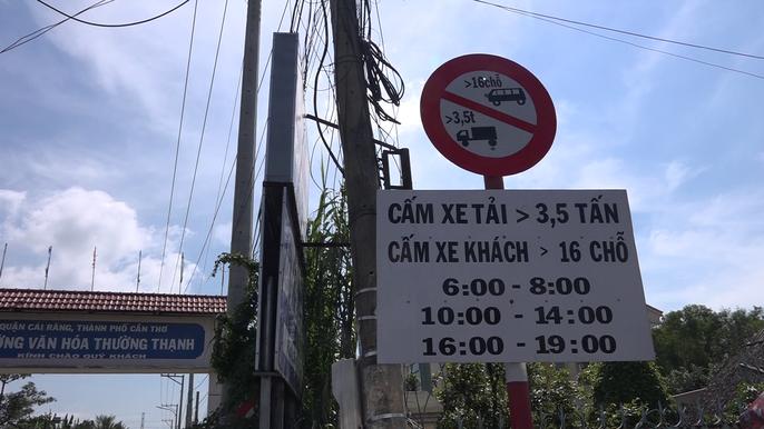 """Tăng cường thanh tra giao thông """"xử"""" việc """"né"""" trạm BOT Cần Thơ – Hậu Giang - Ảnh 7."""