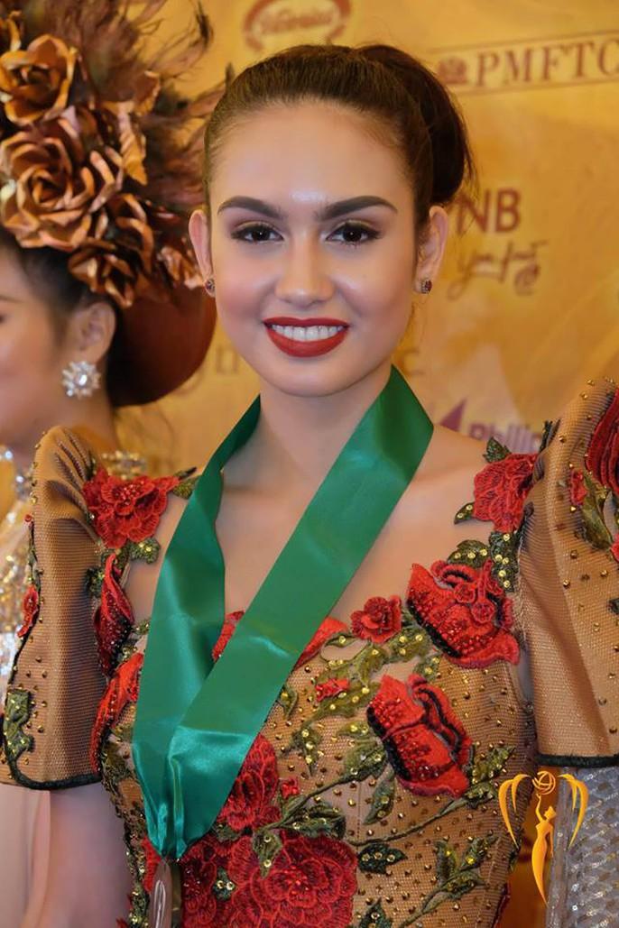Nguyễn Phương Khánh thắng giải vàng trang phục dân tộc cuộc thi Hoa hậu Trái đất - Ảnh 5.