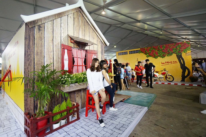 Hàng trăm món ngon tại Lễ hội ẩm thực châu Á - Ảnh 10.