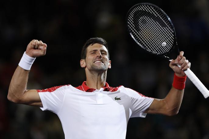 Clip Djokovic vô địch tại Thượng Hải, đoạt danh hiệu Masters thứ 32 - Ảnh 3.