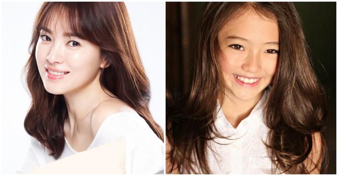 Tiểu Song Hye Kyo chạm mốc triệu lượt theo dõi ở tuổi lên 10 - Ảnh 2.