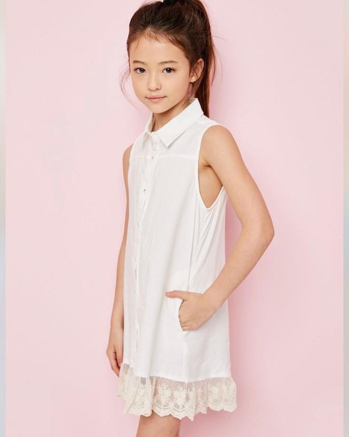 Tiểu Song Hye Kyo chạm mốc triệu lượt theo dõi ở tuổi lên 10 - Ảnh 5.