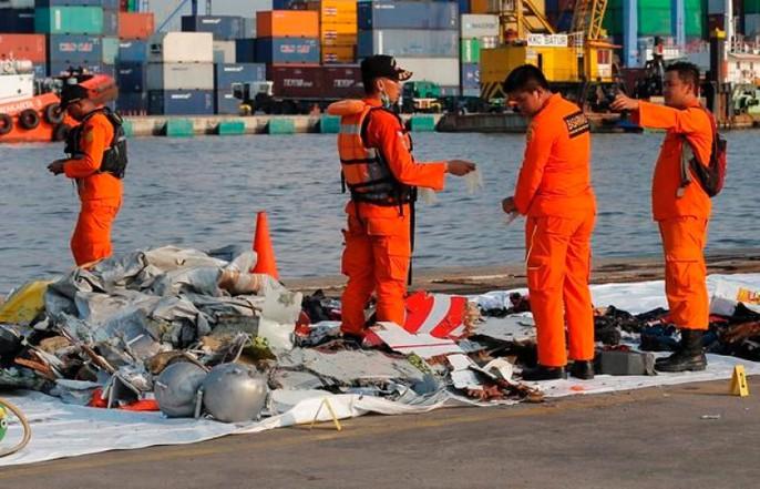 Vụ rơi máy bay Indonesia: Chiếc máy bay rơi không tiếng động - Ảnh 3.