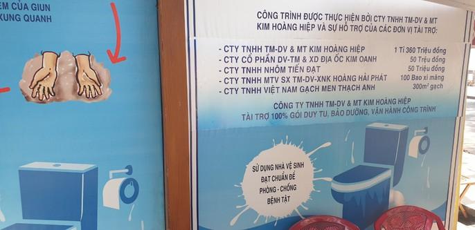 Cận cảnh nhà vệ sinh 5 sao miễn phí trên phố ở Bình Dương - Ảnh 9.