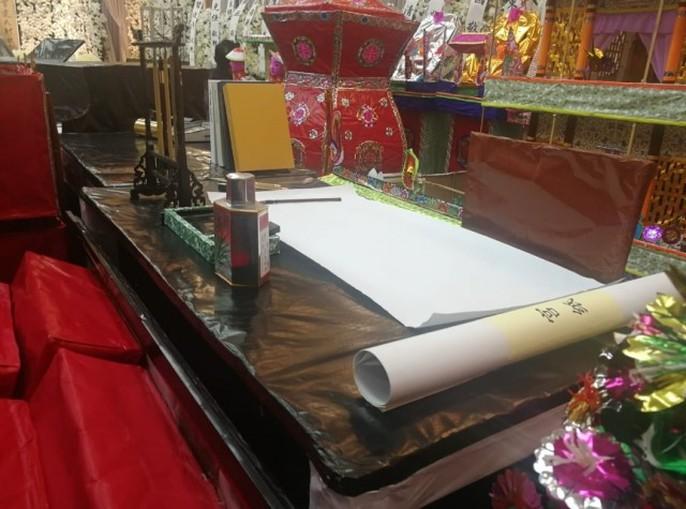 Tang lễ võ lâm minh chủ Kim Dung - Ảnh 21.