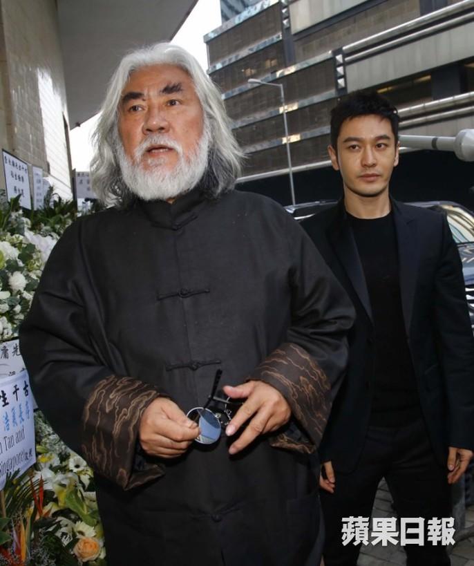 Tang lễ võ lâm minh chủ Kim Dung - Ảnh 6.