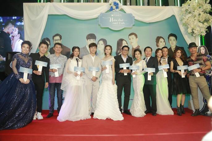 dan dien vien hau due mat troi viet nam 3 1542683055671921640253 Khả Ngân bị Song Luân bỏ rơi ở đám cưới tập thể của Hậu duệ mặt trời Việt Nam
