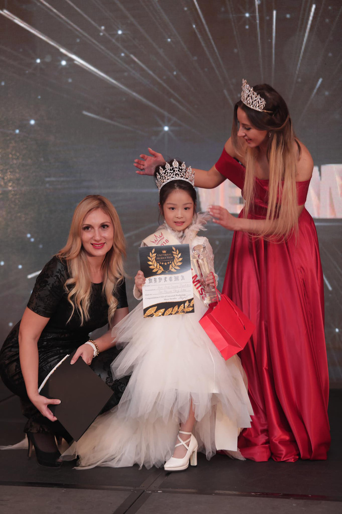 Việt Nam lại có thêm hoa hậu quốc tế - Ảnh 6.