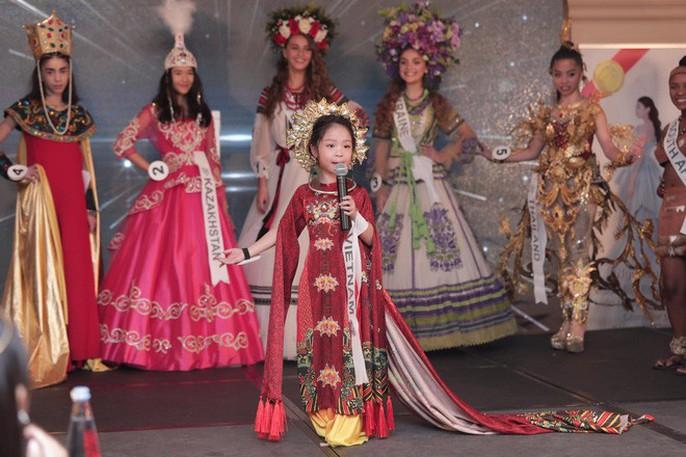 Việt Nam lại có thêm hoa hậu quốc tế - Ảnh 1.